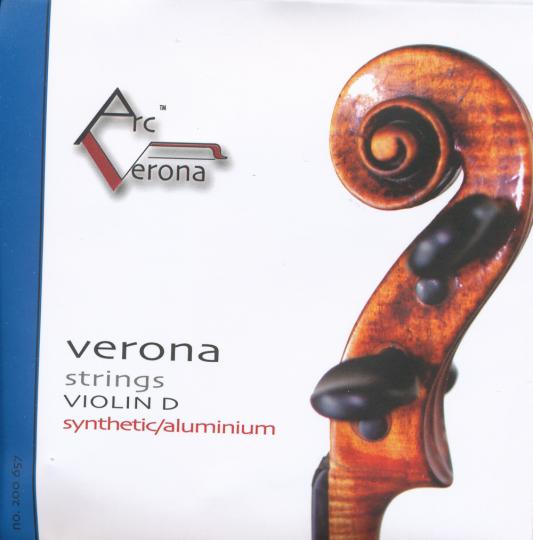 Arc Verona corda RE per violino, medium