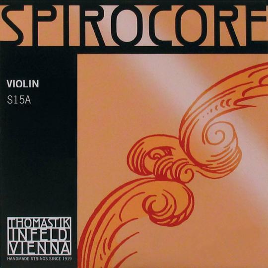 THOMASTIK  Spirocore muta per violino cromo, medium
