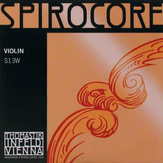 THOMASTIK  Spirocore corda SOL per violino, dolce