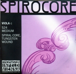 THOMASTIK  Spirocore corda DO tungsteno per viola, medium