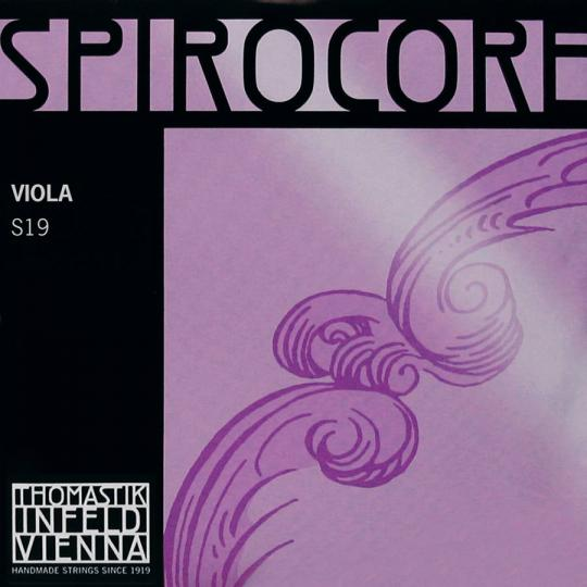 THOMASTIK  Spirocore corda RE per viola, medium