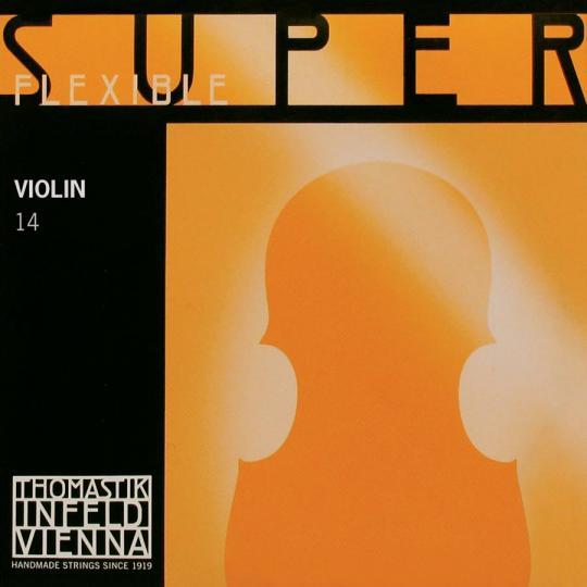 THOMASTIK  Superflexible corda SOL per violino argento, medium
