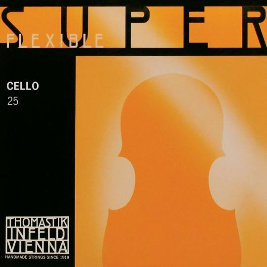 Thomastik-Superflexible corda LA  cromo per violoncello, medium