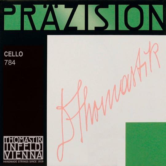 Thomastik-Präzision muta per violoncello 1/2