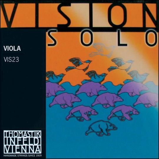 THOMASTIK Vision SOLO Viola G-Saite, mittel