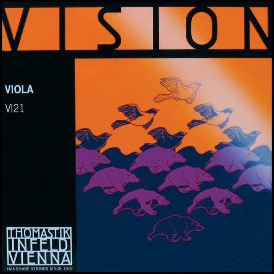THOMASTIK Vision Viola A-Saite, mittel