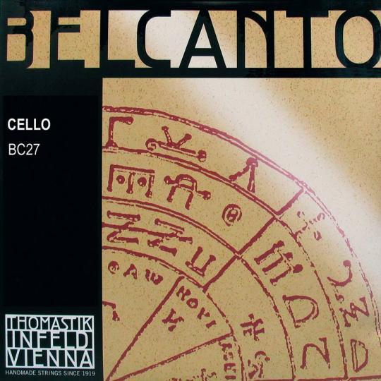 THOMASTIK  Belcanto corda RE per violoncello