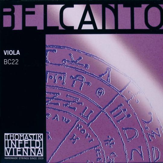 THOMASTIK Belcanto corda RE per viola