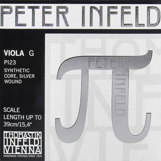 Thomastik Peter Infeld PI Viola, G-Saite, mittel