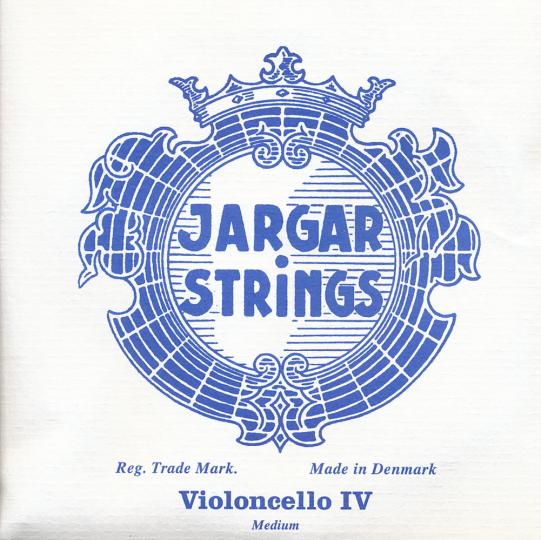 JARGAR corda DO cromo per violoncello, medium