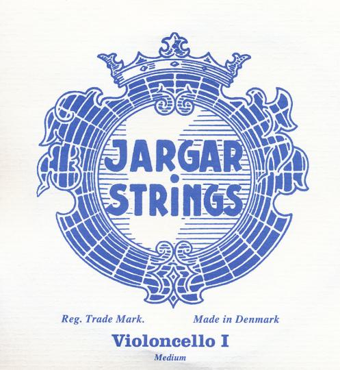 JARGAR corda LA   per violoncello, cromo, medium
