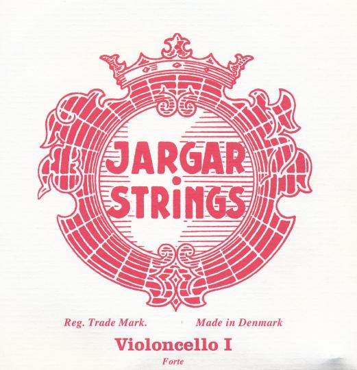 JARGAR corda LA  per violoncello, forte