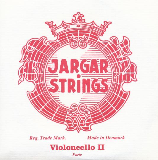 JARGAR corda RE per violoncello, forte