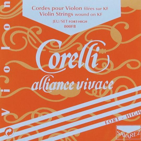 CORELLI Alliance muta per violino MI con sfera, forte