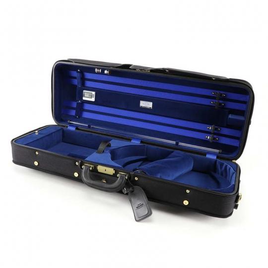 Winter 3024 Luxus custodia per viola nero/blu