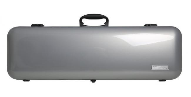 GEWA ASTUCCIO VIOLINO AIR 2.1, Silver metallic lucido