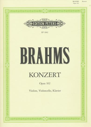 Brahms, Konzert a-moll, Opus 102
