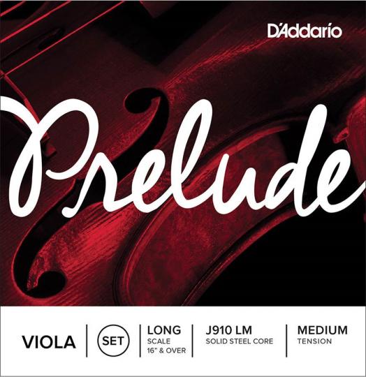 D´ADDARIO  Prelude muta per viola,  medium