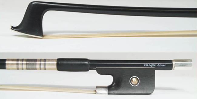 Col Legno arco per violoncello professionale, argento puro