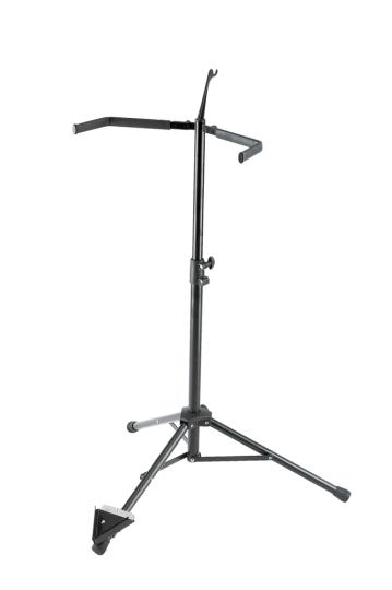 Atril parael instrumento contrabajo K&M Modell 141  nero