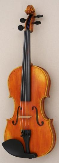 Arc Verona violino antico, studio avanzato