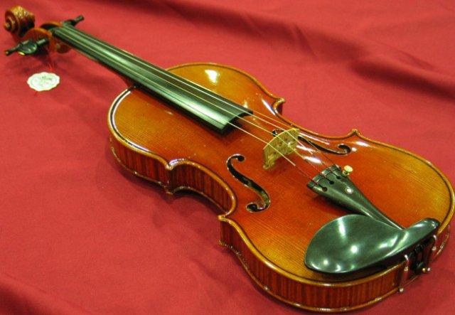 Ernst-Heinrich Roth, Bubenreuth - violino da concerto