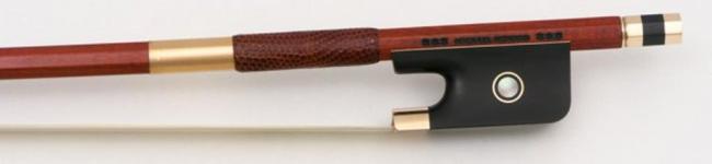 Michael Monnig***** arco da violino,montatura in oro
