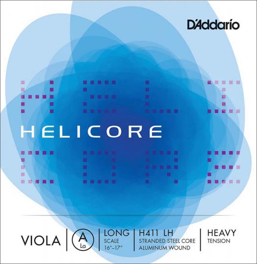 D´ADDARIO  Helicore corda LA  per viola, heavy
