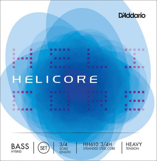 D´ADDARIO  Helicore muta per contrabbasso HH, heavy