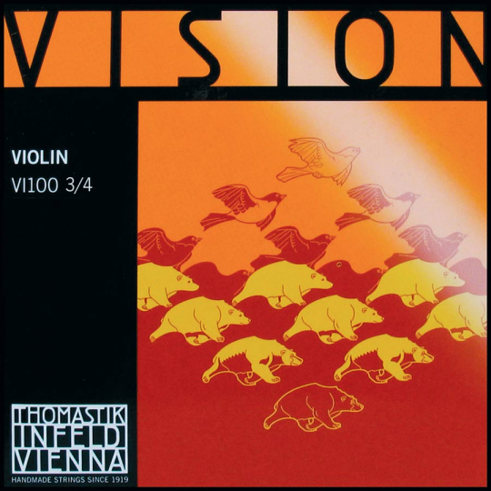 THOMASTIK  Vision muta per violino 3/4, medium