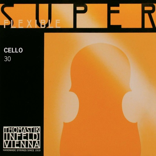Thomastik-Superflexible corda DO argento per violoncello