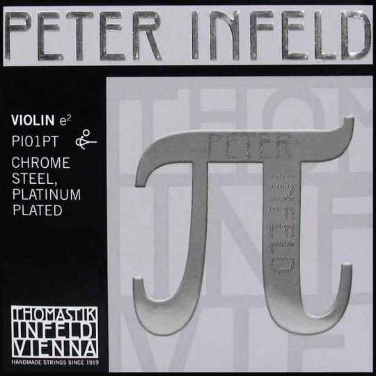 Thomastik Peter Infeld PI, CORDA MI platino PER VIOLINO, MEDIUM