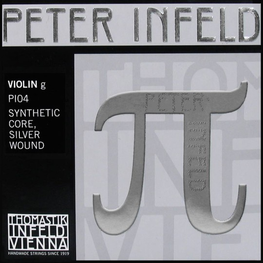 Thomastik Peter Infeld PI, CORDA SOL PER VIOLINO, MEDIUM
