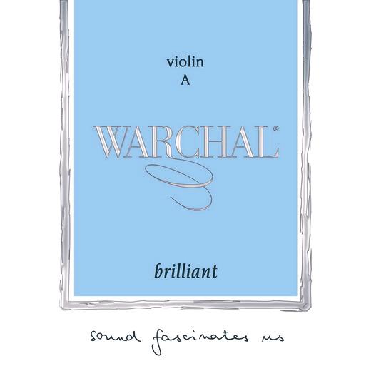 WARCHAL Brillant corda LA  medium per violino