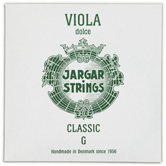 JARGAR corda SOL per viola, dolce
