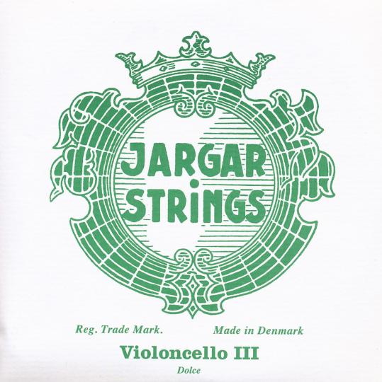 JARGAR corda SOL cromo per violoncello, dolce