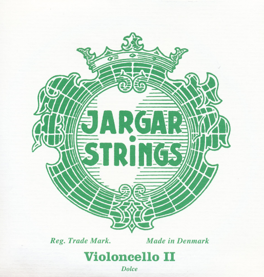 JARGAR corda RE per violoncello, dolce