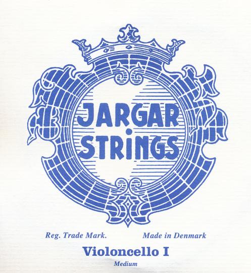 JARGAR corda LA   per violoncello, cromo