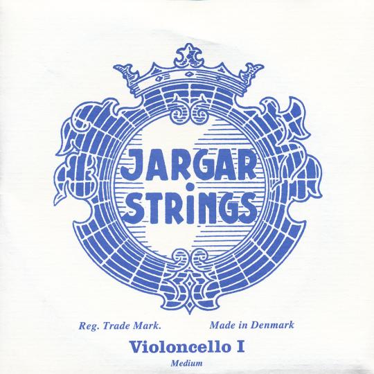JARGAR muta per violoncello cromo, medium