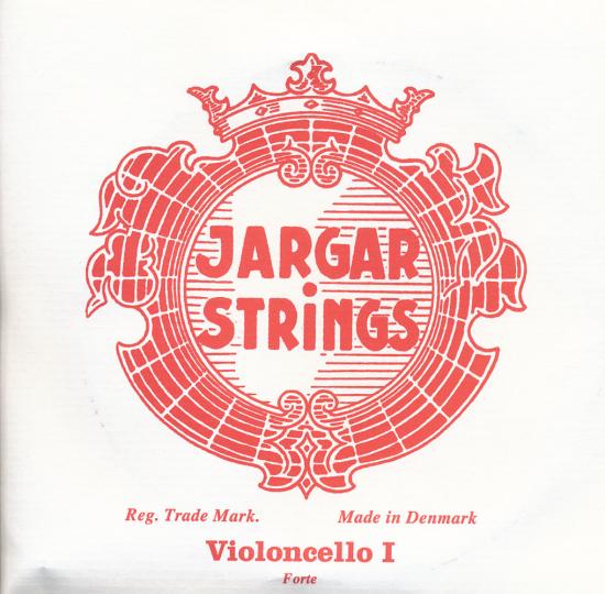 JARGAR muta per violoncello cromo, forte