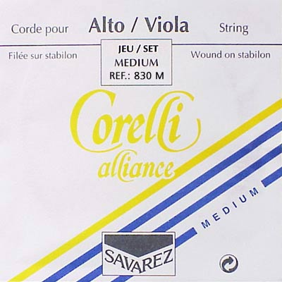 CORELLI  Alliance muta per viola, medium