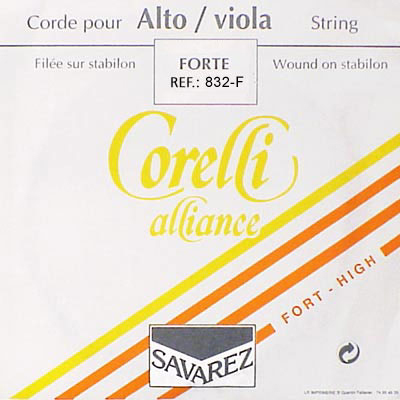 CORELLI  Alliance corda RE per viola, forte