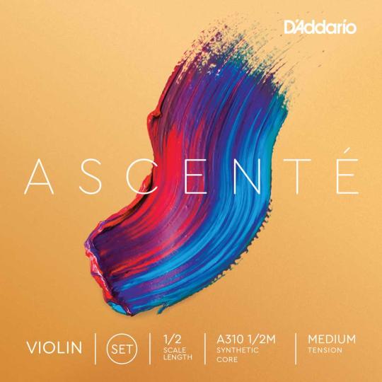 D'Addario Ascenté muta per violino 3/4, medium