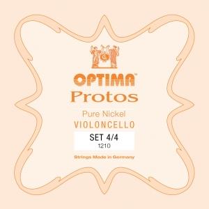 Optima Protos muta per violoncello 3/4, medium