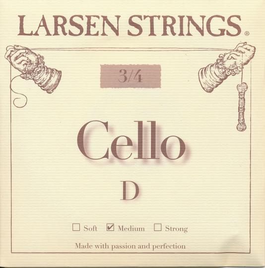 LARSEN violoncello corda RE, medium