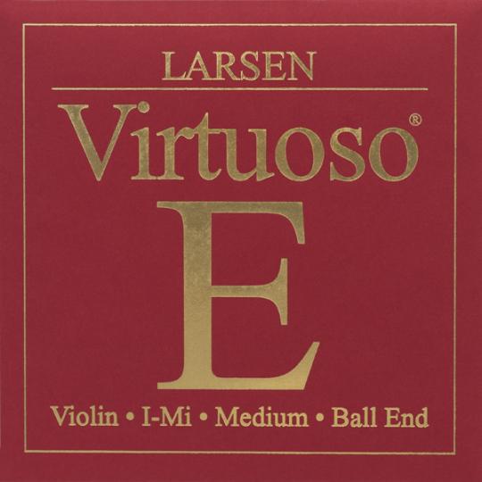 Larsen Virtuoso corda per violino MI con cappio