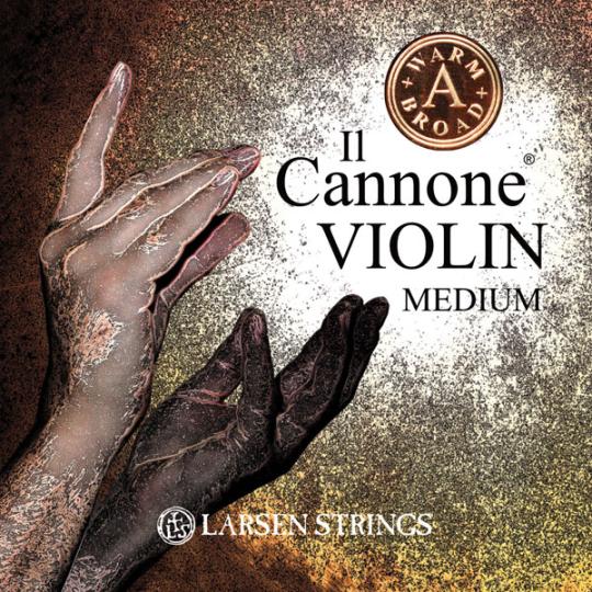 Larsen Il Cannone Violine A-Saite Wide and Broad, medium