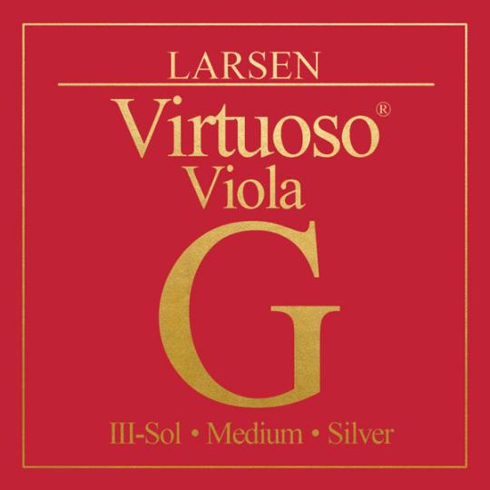 LARSEN Virtuoso per viola corda SOL, medium