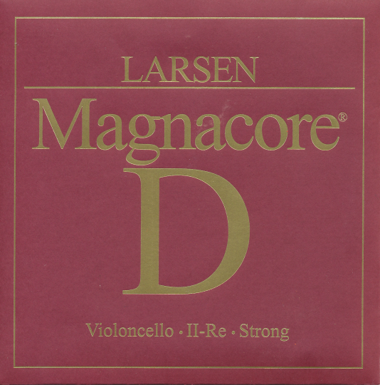 Larsen Magnacore VIOLONCELLO CORDA RE, forte
