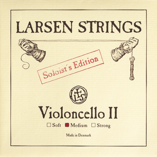 LARSEN violoncello Soloist corda RE, medium